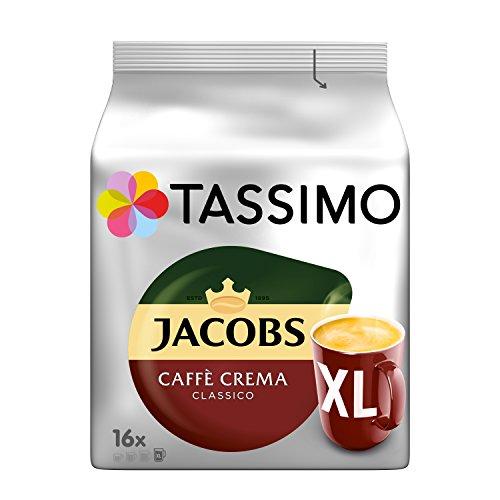 JACOBS DOUWE EGBERTS Coffee Germany -  Tassimo Kapseln