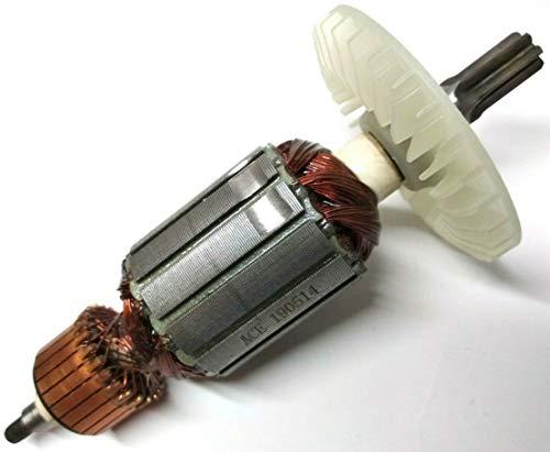 Rotor de motor para martillo perforador Hitachi DH40MR DH40MRY DH40FR DH40SR