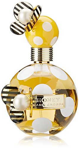 Marc Jacobs Honey Eau de Toilette Spray for Women, 3.4 Ounce