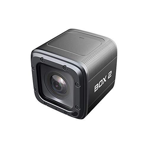 CALALEIE Auf Lager Foxeer BOX 2 4K HD Aktion FPV Kamera supervison 1080P 155 Grad Wasserdicht Wifi-Sport-Kamera 45min Volllade Piezas de montaje accesorios de juguete (Color : BOX 2)