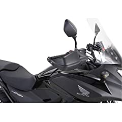 Pair of bike specific ABS hand protectors Fits Honda NC700X (2012 to 2017)  NC750X (2014 to 2019) NC750S (2016 to 2018)