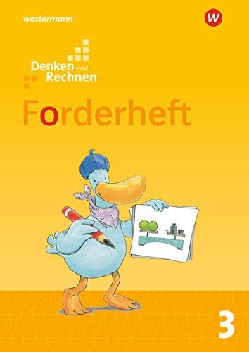 Denken und Rechnen - Allgemeine Ausgabe 2017: Forderheft 3