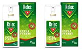 2 X Relec Extrafuerte Spray Antimosquitos - 75 ml DUPLO