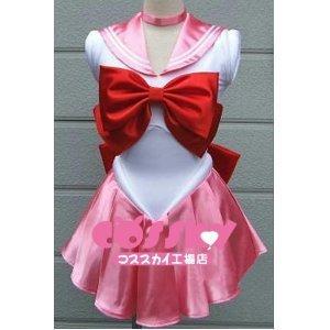 『男性M 美少女戦士 セーラーちびムーン ちびうさ コスプレ衣装』の1枚目の画像
