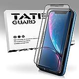 TATE GUARD (i)Phone 11/XR 専用 アンチグレア ガラスフィルム ゲーマー向き 指紋防止 (i)Phone X 強化ガラスフィルム