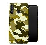 Light Military Camouflage Tarnung Muster Dünne Handy