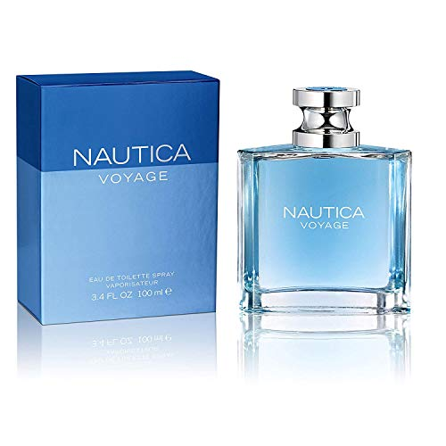 Nautica Voyage By Nautica For Men. Eau De Toilette Spray, 100 ml