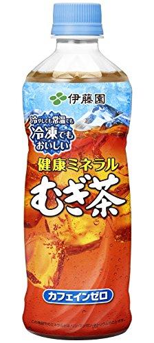 伊藤園 健康ミネラルむぎ茶 485ml [7875]