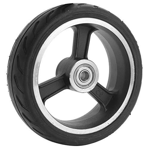 Rueda de Scooter eléctrico, neumático sólido de 5 Pulgadas, neumático sólido de Scooter eléctrico para Scooter eléctrico