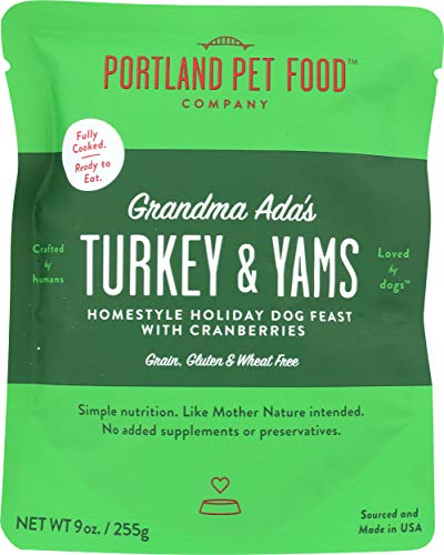 Portland Pet Food Company, Dog Meal Homestyle...