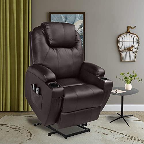 U-MAX Massage Chair Power Lift Recliner