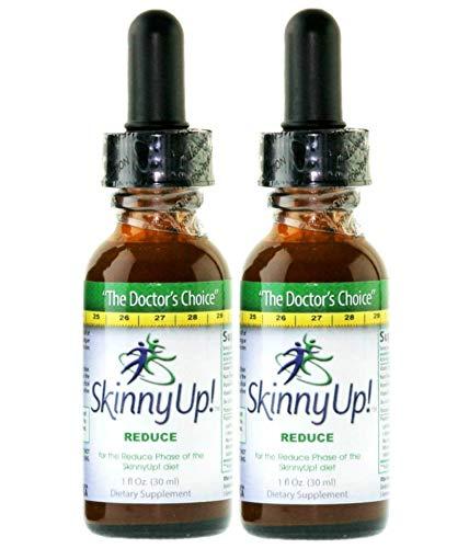 Skinny Up!® Bottom Line Package - 2 Bottles of Reduce 1