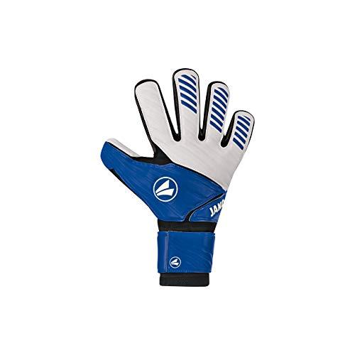 JAKO TW-Handschuh Champ Basic RC Protection Torwart, royal/Schwarz/Weiß, 10
