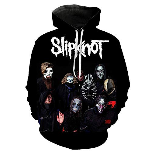 GZBSTDQ Hoody Sudadera con Capucha Hombre, Unisexo 3D Impresa Manga Larga Hoodie Suéter Deporte Capucha Pullover Mujer HD Anime Hoodie Bolsillos Jerséis Sudaderas Easter Halloween 3XL