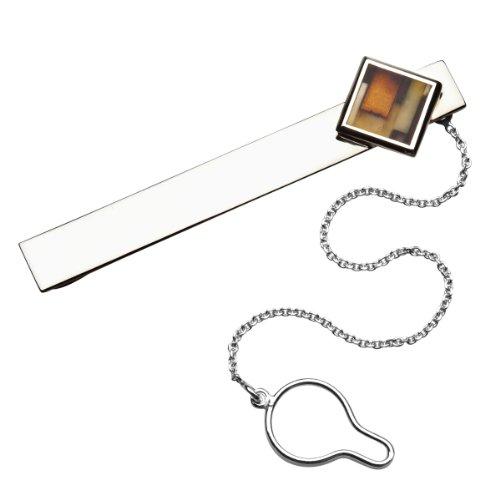 InCollections 0110240014580 Épingle de cravate Homme en argent sterling 925