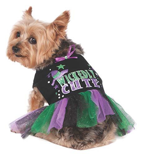 Rubie's Wickedly Cute Tutu Dress Pet Costume, Small