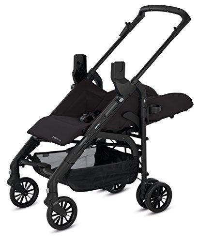 Inglesina Zippy Light Car Seat Adapter, Black