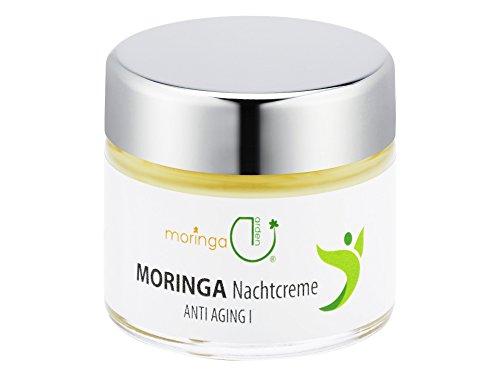 MoringaGarden´s Nachtcreme Anti Aging 1 - mit Moringa aus dem MoringaGarden Teneriffa