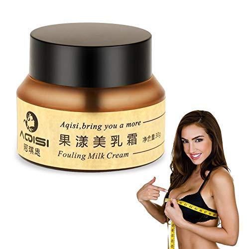 Crema de aumento de senos Crema de masaje para reafirmar los senos Aceite esencial de loción corporal para agrandar y levantar el busto