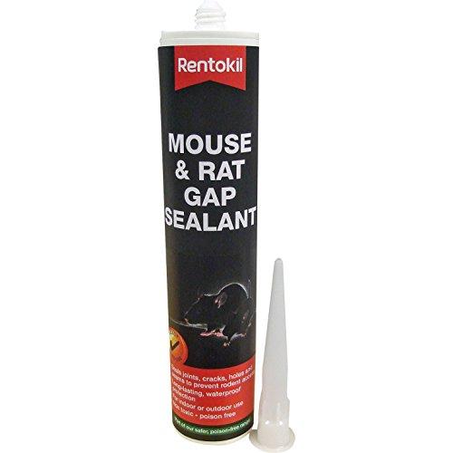 Rentokil FMS01 Mouse and Rat Gap Sealant - White