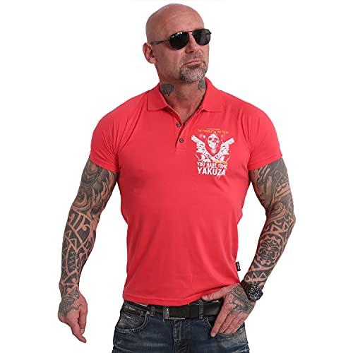 Yakuza Herren Trouble Polo Shirt