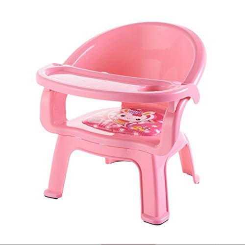 shixiaodan Trona plástico Silla de jardín de Infancia Engrosamiento bebé Llamada Silla Silla de Comedor Asiento Banco pequeño de los niños