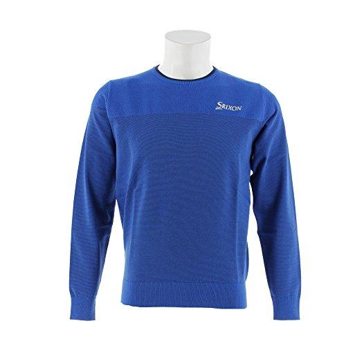 [スリクソン] セーター RGMLJL02 メンズ BL00(ブルー) 日本 L-(日本サイズL相当)