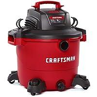 Craftsman CMXEVBE17595 16 Gallon 6.5 Peak HP Wet/Dry Vac