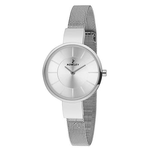 Nowley Reloj Chic Silver Analog