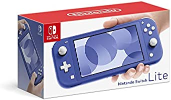 Nintendo Switch Lite 藍色