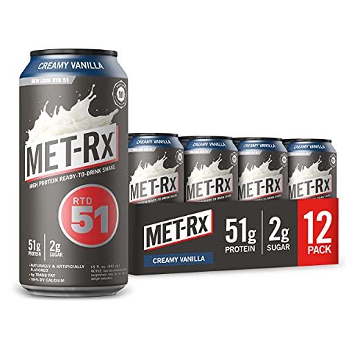 MET-Rx Protein Shake