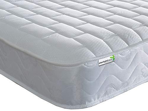 Starlight Beds - European & Ikea Size Memory Foam Mattress (80x200) Memory Foam Sprung Mattress