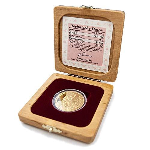 Oro de Europa, moneda de oro, moneda de inversión, oro de la antracita, oro de ley, metal precioso.