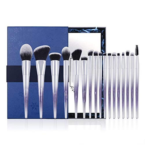 TYWZJ Makeup Brush Set, Professionelle Makeup Tools, Loser Puderpinsel, Rougepinsel,...