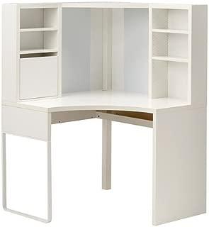 ikea micke corner desk dimensions