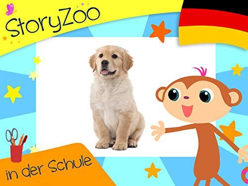 StoryZoo in der Schule - Babytiere
