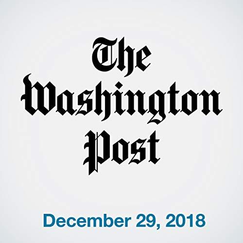 December 29, 2018 copertina