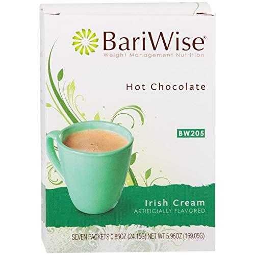 irish hot chocolate - 4