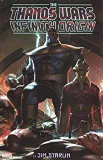 The Thanos Wars: Infinity Origin Omnibus (The Thanos Wars: Infinity Origin Marvel Omnibus)