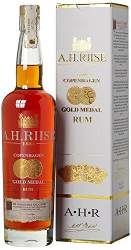 A.H. Riise 1888 Copenhagen Gold Medal Rum (1 x 0.7 l)