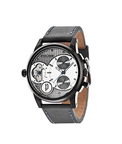 DIAMONDBACK Police-Orologio da uomo al quarzo con Display con cronografo e...