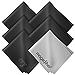 MagicFiber Microfiber Cleaning Cloths, 6 PACK (Renewed)