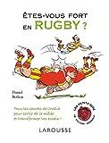 Etes-vous fort en rugby ?