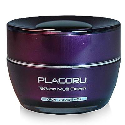 PLACORU PLACENTA MULTI CREAM for Skin nutrition & moisturizing, Anti-aging & wrinkle, eliminating blemishes by Placenta protein + EGF