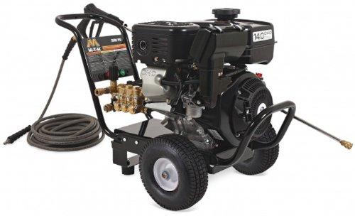 Purchase Mi-T-M JP-3504-3MHB Cold Water Direct Drive, 389cc Honda OHV Gasoline Engine, 3500 PSI Pres...