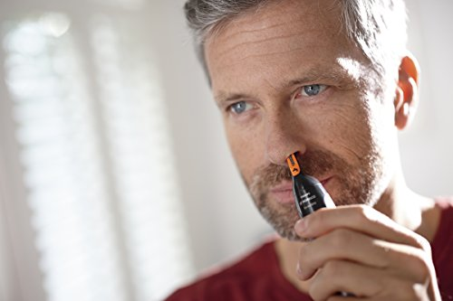Philips Norelco 5175 review - Norelco nose trimmer 5100 4