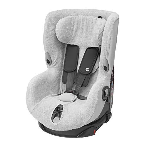 Bébé Confort - Fodera in spugna per seggiolino auto Axiss Fresh Grey, gruppo 1, 1 Unità