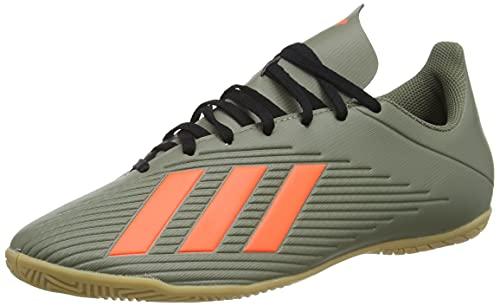 adidas Herren X 19.4 In Fußballschuhe, Verleg/Narsol/Negbás, 42 2/3 EU