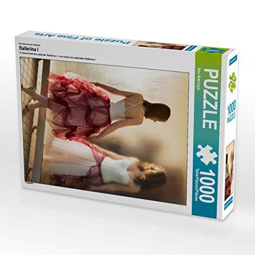 Ein Motiv aus dem Kalender Ballerina I 1000 Teile Puzzle hoch: Geheimnis