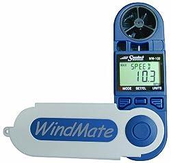 Weatherhawk Wm-100 Windmate Hand-held Wind Meter